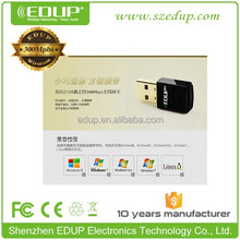 Fast transmission 300M rtl8188cus wireless usb wifi adapter ieee802.11n for pcmcia card EP-N1557