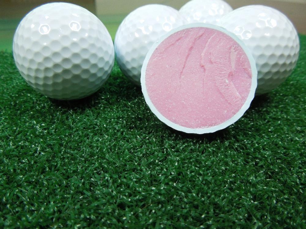 Как это сделано мячик для гольфа