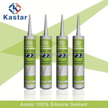 construction material silicone sealant