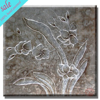 modern foil oil painting in canvas in stock HF-3805517850