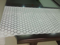 Printed Lace Tablecloth