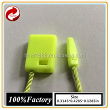 2015 GZ-Time Factory Customized Fluorescent hang label string,luggage green hangs the grain,eco-friendly plastic green labels