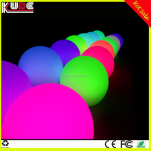 Event & party suplies colored flashing decorative LED ball