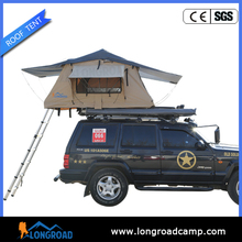 china 4x4 jeep in roof top tent