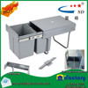 kitchen hardware kitchen garbage bins egger kitchen cabinet trash can liners