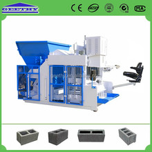 QMY12-15 zenith concrete block compressive strength