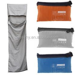 2015 New Outdoor Camping Ultra Light Small Portable Envelope Single Sleeping Bag
