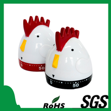 Cute Chicken Shape Kitchen Voice Recorder with Timer New Household Plastic Products