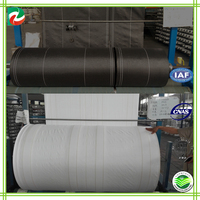 Coated PP woven fabric with UV resistance