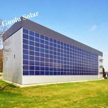 Low MOQ Great Performance BIPV Price Per Watt Solar Panels