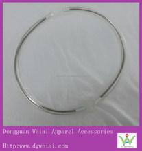 Comfortable Underwear accessory stainless steel bone bra underwire
