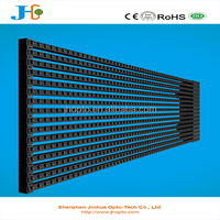 IP66 Super light P15.625 outdoor use full color stage curtain led screen