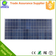Commercial application solar energy panels for sale