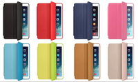 Newest Three folding Smart cover for ipad air,Smart case for ipad air 2 leather cover,Smart case for ipad pro leather cover