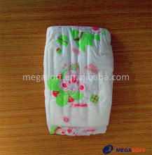 Disposable Economic Grade B Baby Diaper In Bales/ Diapers manufacturer in China