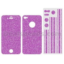 Simple Design Solid Color Custom Full Body Skin Phone Sticker for iphone 4/4s