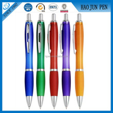2015 Cheap Promotional logo plastic ballpen with gourd shape ballpoint pen