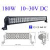 Super bright DC12-24V 180W led offroad light bar CE for ATV 4x4 truck