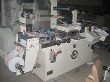 RTMQ-320C label die- cutting machine with hot foil function adhesive paper die cutter