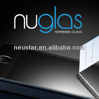 New nuglas tempered glass screen protector for Iphone 5 5s Anti explosion