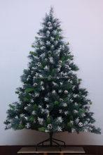 Special antique luxury decoration 100% pe christmas tree