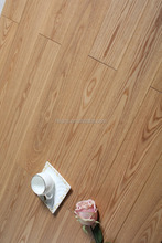 Oil finish Ash engineered wooden flooring manufacturers China