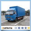 Dongfeng Brand 2T Payload Container Van Cargo Truck Sale