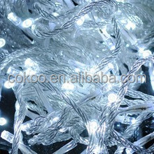 christamas decorations christamas lights yiwu LED Christmas light of green color for decoration with high qualtiy