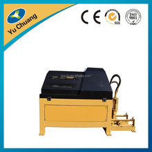 Long warranty CNC coiled wire straightener and cutter machine.