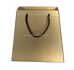 cheap hot unique fashion designed wedding door tote gift paper bag or paper jewelry box