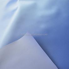 100% à prova d ' água tecido para sacos diamante ripstop poliéster 210D tecido oxford com PVC revestido