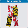 sublimation Maryland flag baseball pants