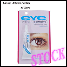Wholesale clear eye lash adhesive glue for makeup