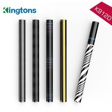 2015 Kingtons Hottest disposable electronic cigarette of 600 Puffs with Stainless Steel Body and Crystal Tip