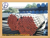 black steel seamless pipes sch40 astm a53