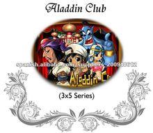 Aladdin club de juego de tablero pcb processingaladdin Club