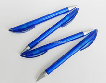 Promotional cheap twist plastic ball pen,slim twist hotel use advertising pen