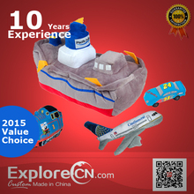 Custom Plush Toy For Promotion advertising Vehicle