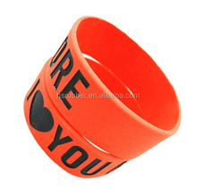 2015 cheap silicone bracelet