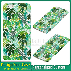 LOST In the jungle design hard pc custom phone case cover for iphone