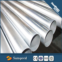 Green House Hot Dipped Galvanized Steel Pipe/tube Made In Cangzhou China