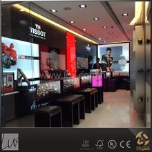 High class stylish watch retail jewelry store design