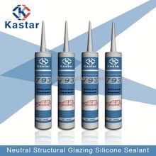 non-flammable auto glass structural glazing sealant