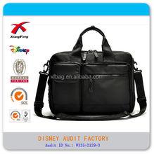 XF mens shoulder bags, long plain shoulder bag for laptop