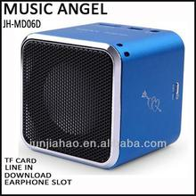 MUSIC ANGEL factory MD06D usb flash drive speaker for psp speakers usb usb flash drive