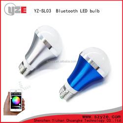 2015 new design smart led light bulb 5w china manufacturer