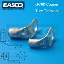 EASCO Uninsulated Copper Tube Terminal Lugs CE/Rohs