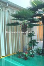 Decor fake /plastic/artificial coconut tree wholesale