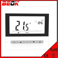 2015 Digital Electrical Symbols Heating Thermostat Professional Supplier