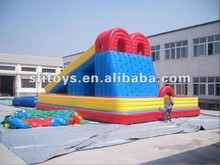 Good quality large inflatable pool slide inflatable slip and slide pool inflatable pool water slide
